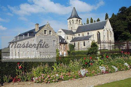 France, Abbaye de Normandie, Le Havre, de Graville