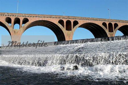 France, Languedoc, Albi, Pont Neuf