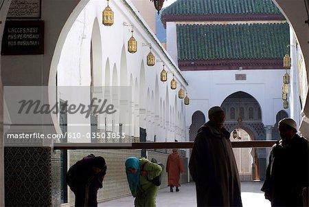 Morocco, Moulay Idriss