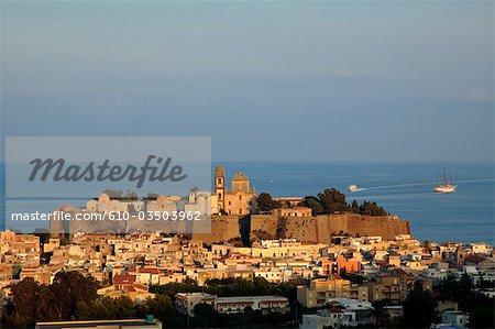 Italie, Sicile, Iles Eoliennes, Lipari