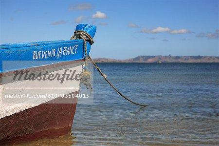 Madagascar, Diego Suarez, plage de Ramena