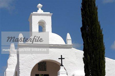 Portugal, Alentejo, Serpa, chapelle de Guadalupe