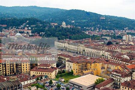 De l'avis général, Turin, Italie