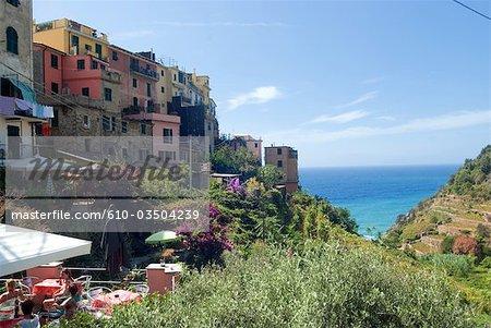 Italie, Liguria, Corniglia