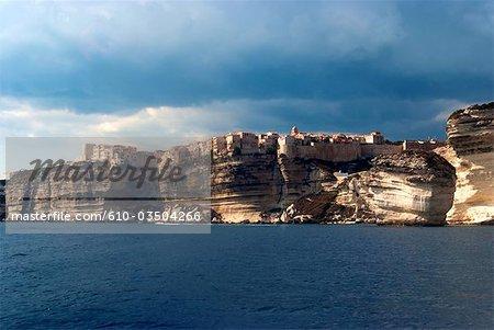 France, Corse, Bonifacio, la Citadelle