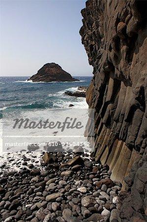 Spain, Canary islands, Tenerife, Fasnia