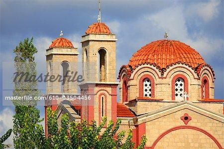 Église d'Agios Georgios Chlorakas, Chypre