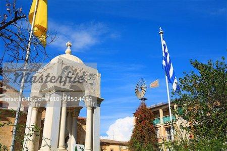 Cyprus, Nicosia, Panayia Fanaromeni church