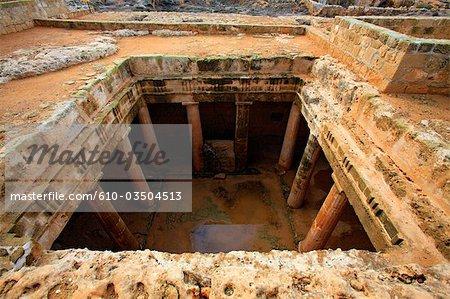 Tombes de Chypre, Paphos, des rois
