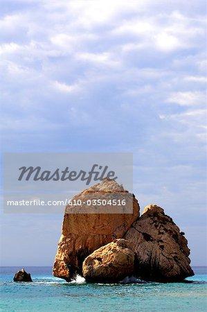 Cyprus, Petra tou romiou, Aphrodite's rock