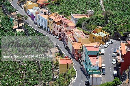 Spain, canary islands, Gomera, Hermigua
