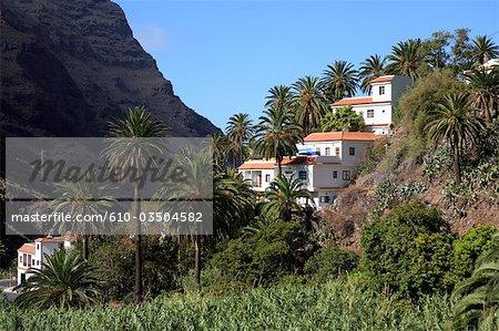 Spanien, Kanarische Inseln, Gomera, Valle Gran rey