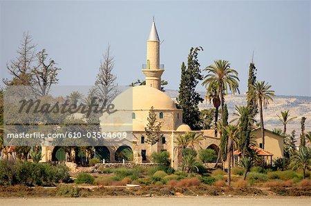 Chypre, Larnaca, Hala Sultan Tekke