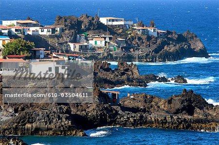 Espagne, Iles Canaries, La Palma, Los Cancajos
