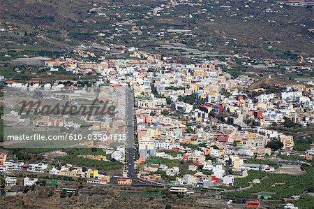 Espagne, Iles Canaries, La Palma, Los Llanos de Aridane