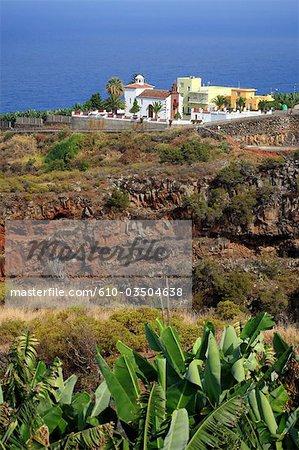 Espagne, Iles Canaries, La Palma, Barlovento
