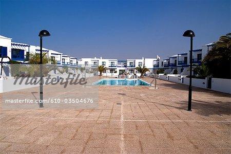 Espagne, Iles Canaries, Lanzarote, Playa Blanca