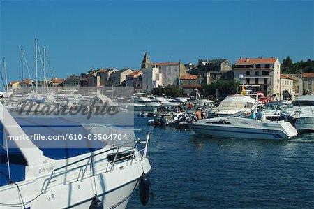 France, Corsica, Saint Florent