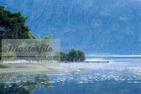 Indonesia, Bali, lake Bratan