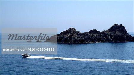 France, Corse, Iles Sanguinaires