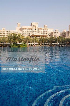 Madinat Jumeirah Hotel, Dubai, Émirats Arabes Unis, Moyen-Orient