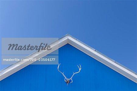Gable, Ilulissat, Qaasuitsup, Greenland