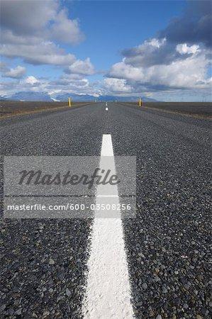 Fernstraße 1, Skeidararsandur, Südisland, Island