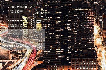 Midtown Manhattan, à New York City, New York, USA