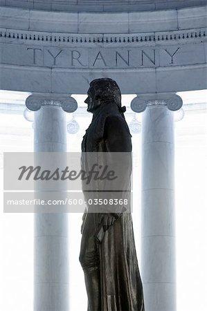 Thomas Jefferson Memorial, Washington DC, USA