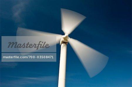 Wind Turbine, Penzance, England