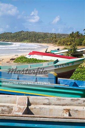 Long Bay, Big Corn Island, Corn Islands, Nicaragua, Central America