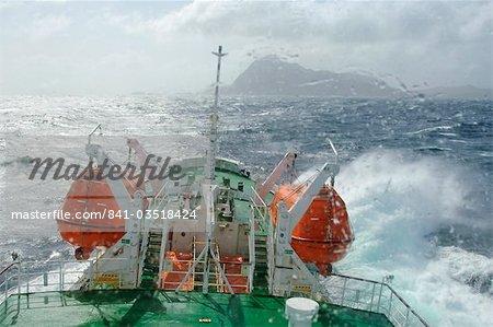 Antarctique Dream dans le Passage de Drake près du Cap Horn, au Chili, en Amérique du Sud