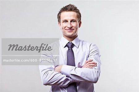 Portrait of Businessman