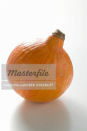 Orange pumpkin (Hokkaido)