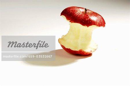 Un coeur de pomme