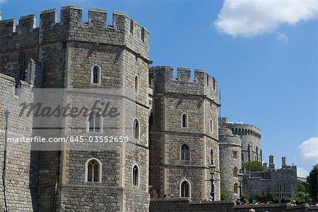 Château de Windsor, Windsor, Berkshire, Angleterre
