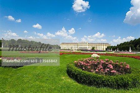 Schloss Schönbrunn, Vienne, Autriche