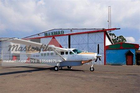 Tourist Airplane, Nairobi, Kenya, Africa