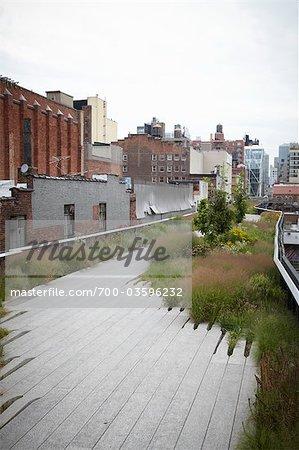 High Line, New York City, New York, USA