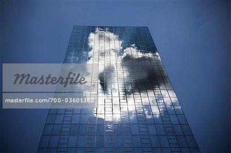 Building, Frankfurt, Hesse, Germany