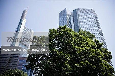 European Central Bank, Frankfurt, Hesse, Germany