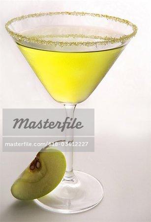 martini pomme verte