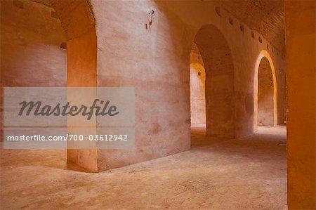 Qoubbet el Khiyatin, Meknes, Morocco