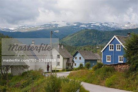 Sundve, Hordaland, Norwegen