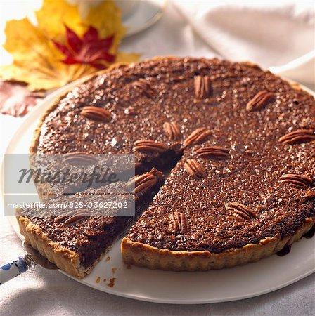 Pekannuss-Torte