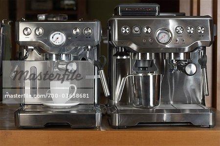 Automatische Espresso-Maschinen