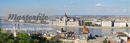 River Danube, Budapest, Hungary