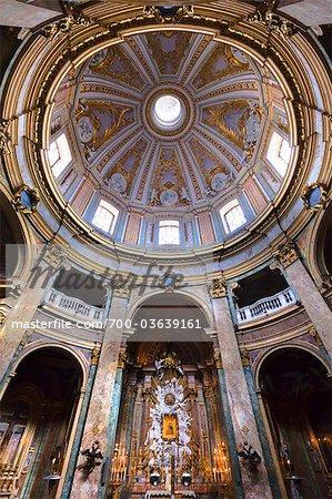 Al Santissimo Nome di Maria Foro Traiano, Rome, Italie