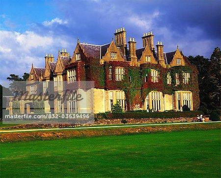 Muckross House, Killarney, co. Kerry, Irlande