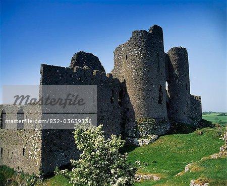 Castle Roche, Co Louth, Ireland; 13Th Century Norman Castle